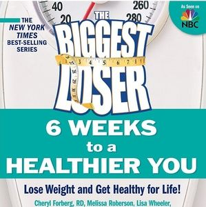 Biggest Loser - 6 Weeks To A Healthier You Book